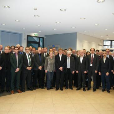 BTE ist Gründungsmitglied der Deutschen Industrieforschungsgemeinschaft Konrad Zuse e.V.